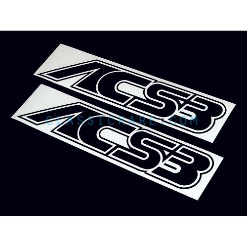 AC Schnitzer ACS3 4inch Decal X 2 Pcs