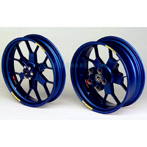 Oz Racing O Z 3inch Curved Motorcycle Wheel Decal X 4 Pcs