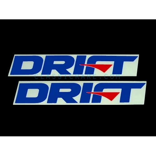 Falken drift 6inch decal x 2 pcs