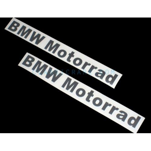 BMW Motorrad Inch Decal X Pcs - Bmw motorcycle stickers and decals