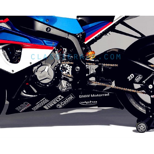 Motorrad Inch Decal X Pcs - Bmw motorcycle stickers decals