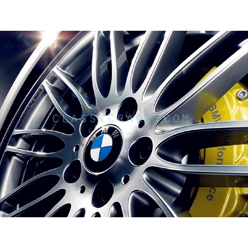 Performance Inch Brake Caliper Decal X Pcs - Bmw brake caliper decals