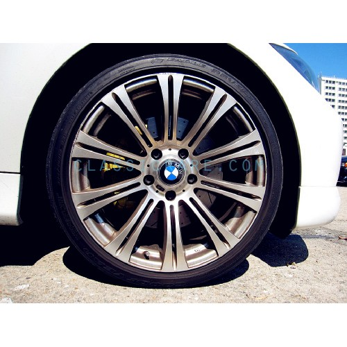 Performance Inch Brake Caliper Decal X Pcs - Bmw brake caliper decals