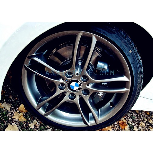 BMW Inch Brake Caliper Decal X Pcs - Bmw brake caliper decals