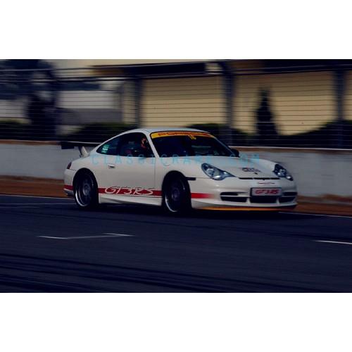 Porsche Windshield Decal (Style#1)