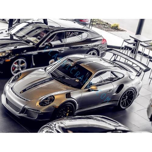 Porsche Motorsport 991 GT3 RS Style Whole Body Stripes x 1 set